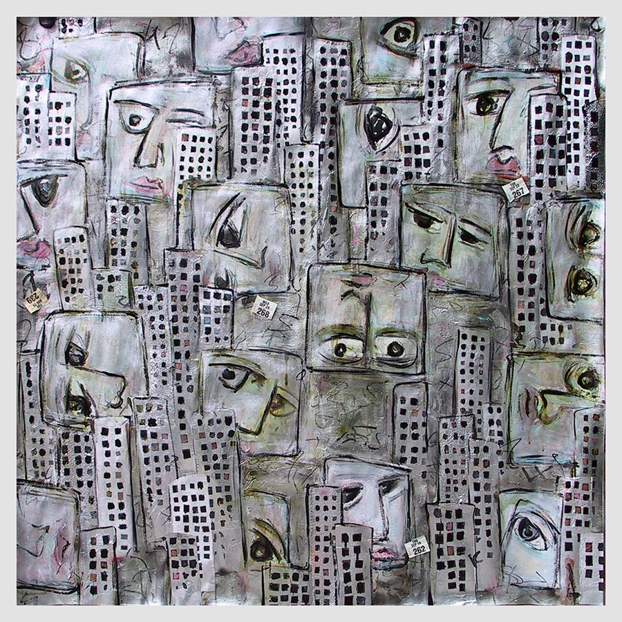 ivan jovanovic-lost in the funhouse-big cities dreaming away