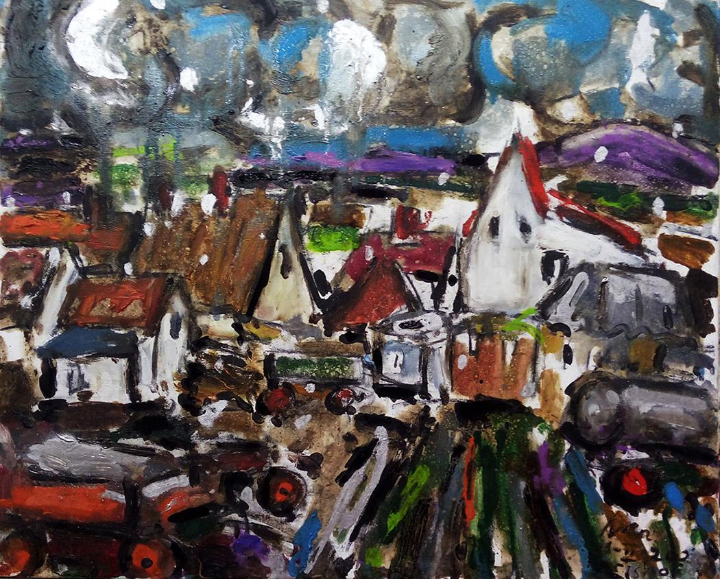 plein-air landscapes oderbruch karlshof mobile studio ivan jovanovic orsof