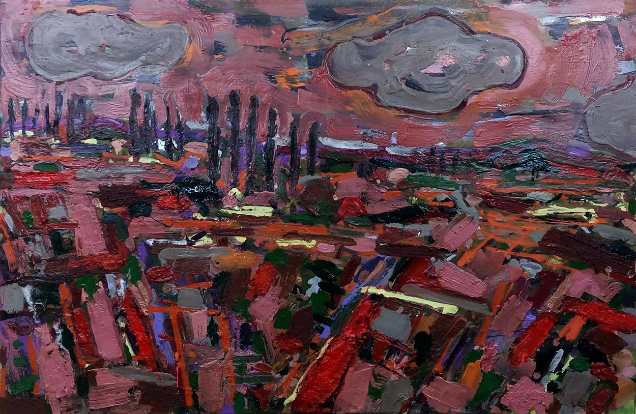 plein-air landscapes oderbruch mobile studio ivan jovanovic orsof